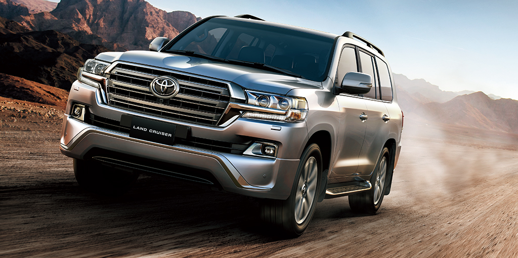 Land Cruiser 2019 Hassan Jameel For Cars Toyota Lexus