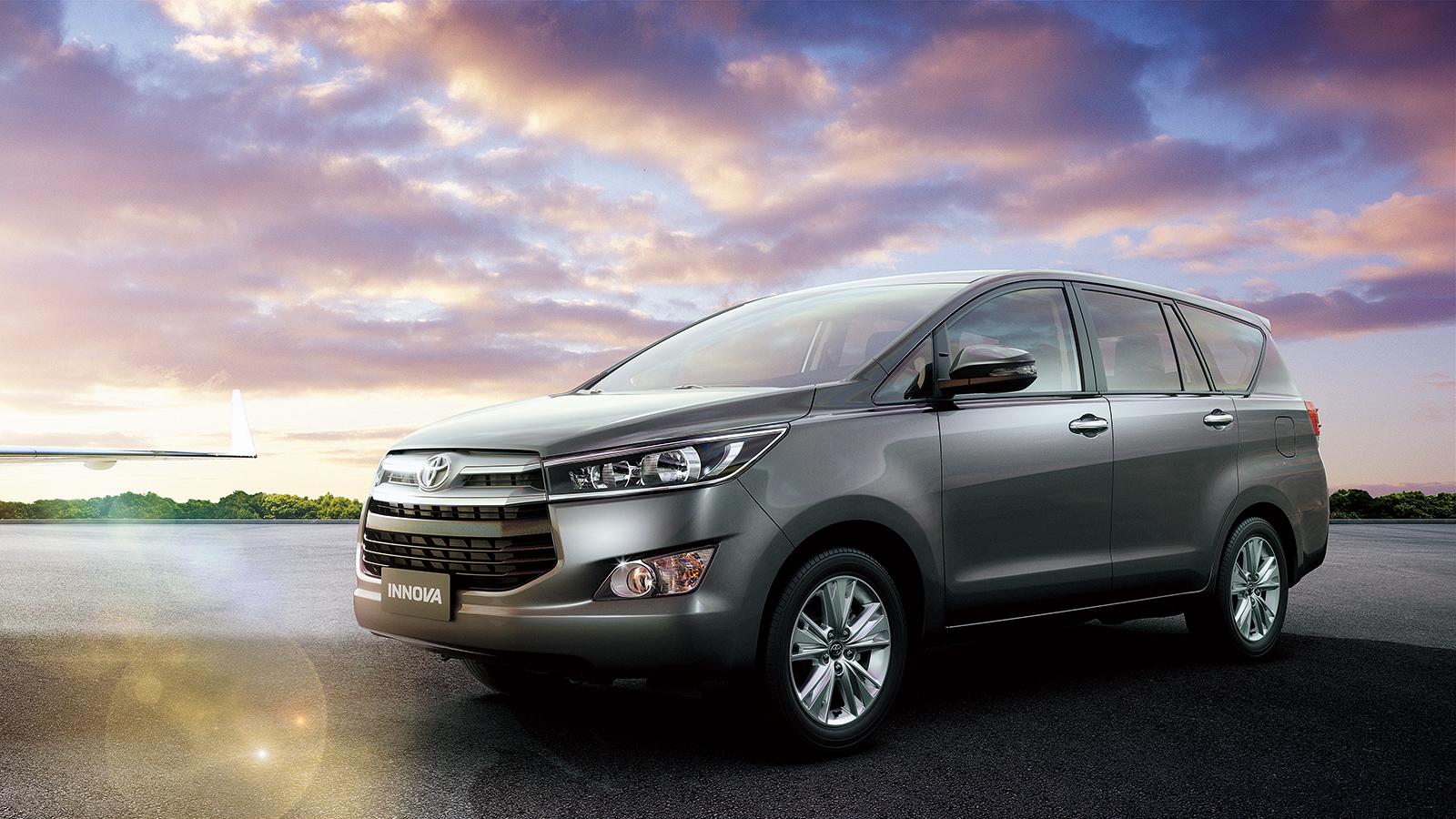 Toyota innova 2018 - Hassan Jameel For Cars | Toyota - Lexus