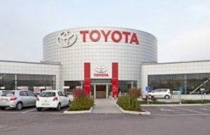 Toyota Investment Plan
