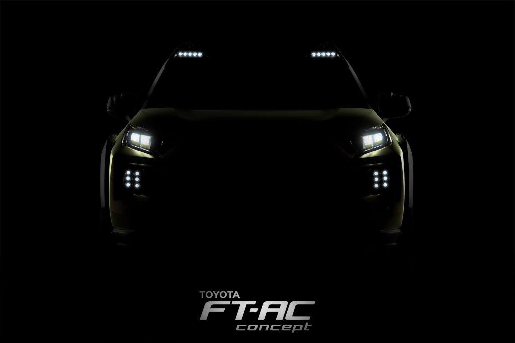 تويوتا FTAC المستقبلية