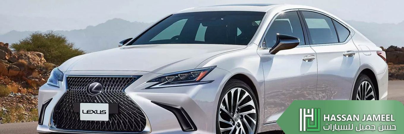Lexus Es 2019 All New Hassan Jameel For Cars Toyota